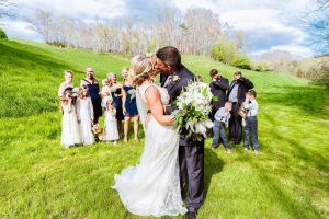 Smoky Mountain wedding, weddings in the Smokies, Smoky Mountain wife, Smoky Mountain groom, Smoky Mountain field, summer Smoky Mountain, Spring Smoky Mountain